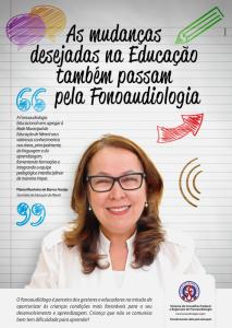 Cartaz fono edu 2015