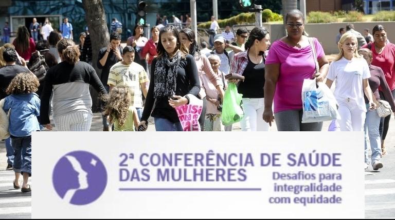 2ª Conferência de Saúde das Mulheres